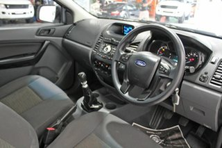 2015 Ford Ranger PX XL 2.2 (4x2) White 6 Speed Manual Utility