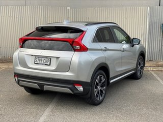 2020 Mitsubishi Eclipse Cross YA MY20 Exceed 2WD Sterling Silver 8 Speed Constant Variable Wagon