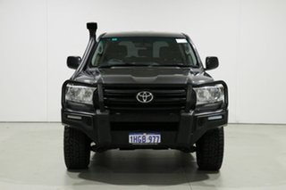 2018 Toyota Landcruiser VDJ200R MY16 GX (4x4) Grey 6 Speed Automatic Wagon.