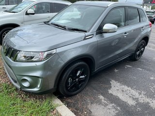 2018 Suzuki Vitara LY S Turbo 2WD Grey 6 Speed Sports Automatic Wagon.
