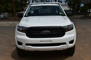 2020 Ford Ranger PX MkIII 2020.75MY XL Hi-Rider Arctic White 6 Speed Sports Automatic