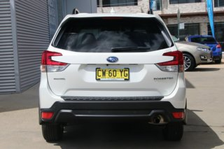 2020 Subaru Forester MY20 2.5I-L (AWD) Crystal White Continuous Variable Wagon