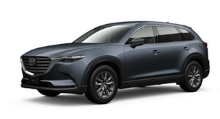 2020 Mazda CX-9 TC Touring SKYACTIV-Drive 6 Speed Sports Automatic Wagon.