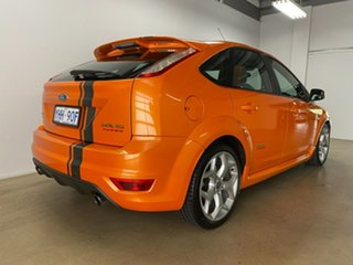 2010 Ford Focus LV XR5 Turbo Orange 6 Speed Manual Hatchback.