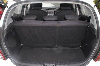 2014 Hyundai i20 PB MY14 Active Polar White 6 Speed Manual Hatchback