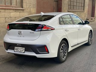 2020 Hyundai Ioniq AE.3 MY20 electric Premium Polar White 1 Speed Automatic Fastback.