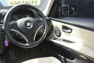 2010 BMW 3 Series E90 MY10.5 323i Steptronic Lifestyle Black 6 Speed Sports Automatic Sedan