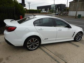 2014 Holden Commodore VF MY14 SS V Antarctic White 6 Speed Sports Automatic Sedan