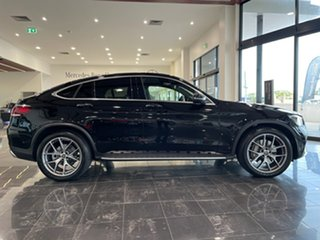 2020 Mercedes-Benz GLC-Class C253 801MY GLC300 Coupe 9G-Tronic 4MATIC Black 9 Speed Sports Automatic