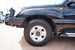 2005 Toyota Landcruiser UZJ100R GXL (4x4) Black 5 Speed Automatic Wagon.