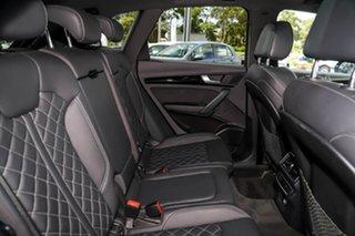 2018 Audi SQ5 FY MY19 Black Edition Tiptronic Quattro Black 8 Speed Sports Automatic Wagon