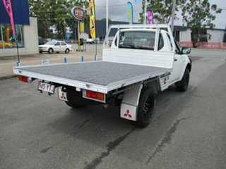 2013 Mitsubishi Triton GL 4x2 White 5 Speed Manual Utility