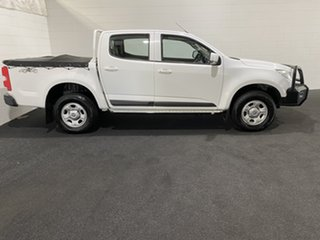 2016 Holden Colorado RG MY16 LS Crew Cab Summit White 6 Speed Manual Utility