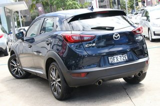 2016 Mazda CX-3 DK Akari (FWD) Deep Crystal Blue 6 Speed Automatic Wagon.