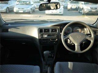 1996 Toyota Corolla AE101R CSi Blue 4 Speed Automatic Sedan