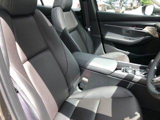 2020 Mazda 3 BP2SLA G25 SKYACTIV-Drive Astina Machine Grey 6 Speed Sports Automatic Sedan