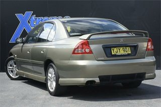 2003 Holden Commodore VY Executive Green 4 Speed Automatic Sedan