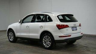 2014 Audi Q5 8R MY15 TDI S Tronic Quattro White 7 Speed Sports Automatic Dual Clutch Wagon.