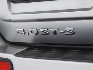 2007 Nissan Patrol GU VI ST (4x4) Silver, Chrome 5 Speed Manual Wagon