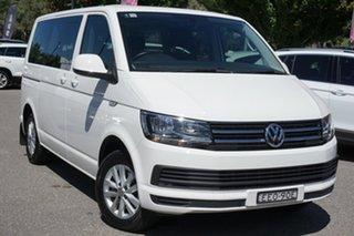2019 Volkswagen Multivan T6 MY19 TDI340 SWB DSG Comfortline White 7 Speed.