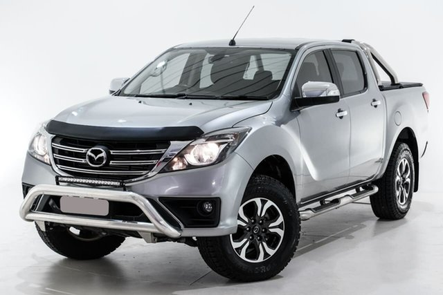 Used Mazda BT-50 UR0YG1 GT Berwick, 2018 Mazda BT-50 UR0YG1 GT Silver 6 Speed Sports Automatic Utility
