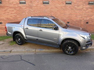 2016 Holden Colorado RG MY17 Z71 Pickup Crew Cab Amazonite Grey 6 Speed Sports Automatic Utility