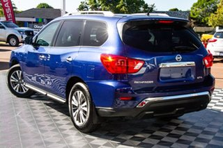2020 Nissan Pathfinder R52 Series III MY19 ST-L X-tronic 2WD Caspian Blue 1 Speed Constant Variable.