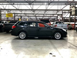 2009 Subaru Liberty B5 MY10 2.5i Lineartronic AWD Premium Black 6 Speed Constant Variable Wagon