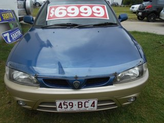 2008 Proton Jumbuck GLSi Blue 5 Speed Manual Utility.