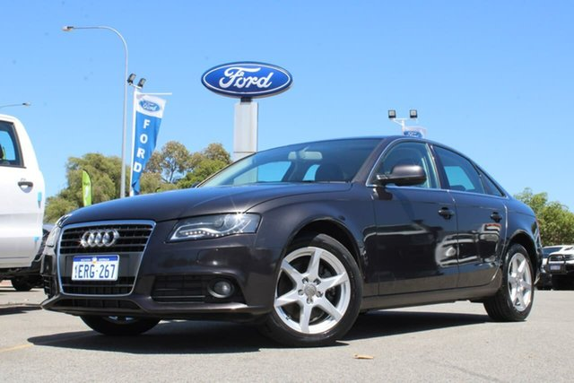 Used Audi A4 B8 8K MY12 Multitronic Midland, 2012 Audi A4 B8 8K MY12 Multitronic Grey 8 Speed Constant Variable Sedan