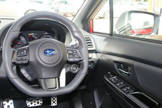 2020 Subaru WRX MY20 Premium (AWD) Pure Red Continuous Variable Sedan