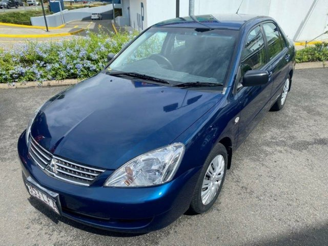 Used Mitsubishi Lancer CH MY07 ES Springwood, 2006 Mitsubishi Lancer CH MY07 ES Blue 4 Speed Sports Automatic Sedan