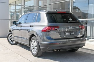 2017 Volkswagen Tiguan 5N MY17 110TSI DSG 2WD Trendline Grey 6 Speed Sports Automatic Dual Clutch