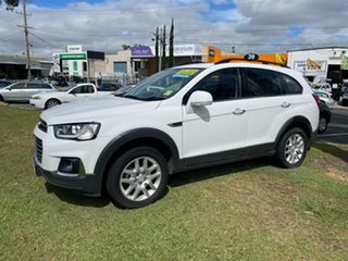 2017 Holden Captiva CG MY17 Active 2WD 6 Speed Sports Automatic Wagon