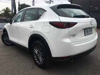 2017 Mazda CX-5 KE1032 Maxx SKYACTIV-Drive i-ACTIV AWD Sport White 6 Speed Sports Automatic Wagon