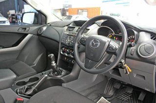 2016 Mazda BT-50 MY16 XT (4x4) Black 6 Speed Manual Freestyle Cab Chassis
