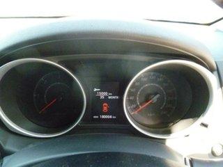 2010 Mitsubishi ASX XA MY11 Aspire White 6 Speed Manual Wagon