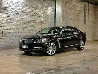 2014 Holden Calais VF MY14 V Black 6 Speed Sports Automatic Sedan.