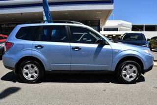 2011 Subaru Forester S3 MY11 X AWD Blue 4 Speed Sports Automatic Wagon
