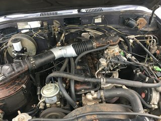 1985 Toyota Landcruiser FJ62RG Sahara Grey 4 Speed Automatic Wagon