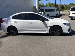 2014 Subaru WRX V1 MY15 Premium Lineartronic AWD White 8 Speed Constant Variable Sedan.