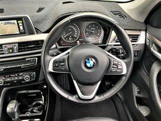 2017 BMW X1 F48 sDrive18d Steptronic White 8 Speed Sports Automatic Wagon
