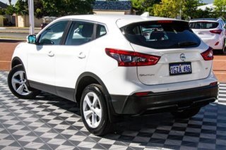 2020 Nissan Qashqai J11 Series 3 MY20 ST X-tronic White 1 Speed Constant Variable Wagon.