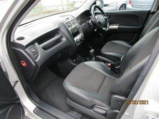 2007 Kia Sportage KM LX (FWD) Silver 4 Speed Tiptronic Wagon