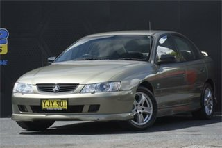 2003 Holden Commodore VY Executive Green 4 Speed Automatic Sedan.