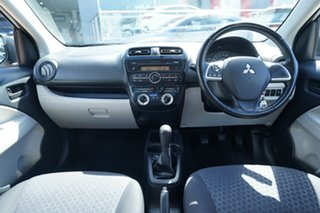 2014 Mitsubishi Mirage LA ES White 5 Speed Manual Hatchback