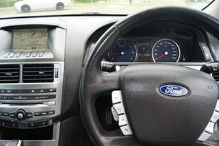 2010 Ford Falcon FG G6 50th Anniversary Silver 6 Speed Automatic Sedan