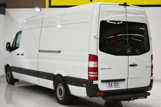 2018 Mercedes-Benz Sprinter 906 MY14 313CDI LWB Hi Roof White 7 Speed Automatic Van
