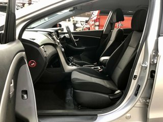 2012 Hyundai i30 GD Active Silver 6 Speed Sports Automatic Hatchback