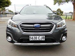 2018 Subaru Outback B6A MY19 2.5i CVT AWD Dark Grey 7 Speed Constant Variable Wagon.